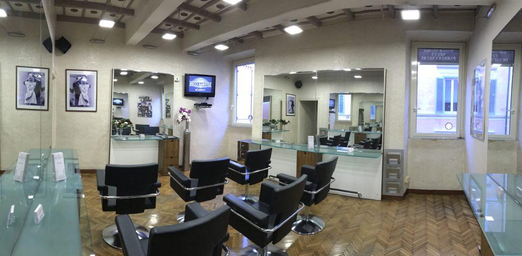 Necci Hairstyle Salone Corso Parrucchierre ABC